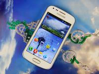 1GHz双卡Android4.0 时尚三星S7562评测